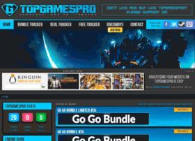 Topgamespro.com thumbnail