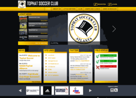 Tophatsoccer.club thumbnail