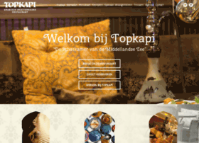 Topkapi-scheveningen.nl thumbnail