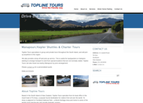 Toplinetours.co.nz thumbnail