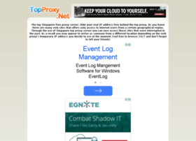 Topproxy.net thumbnail