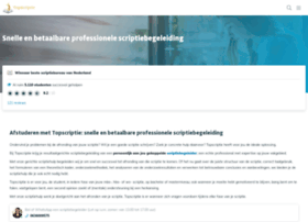 Topscriptie.nl thumbnail