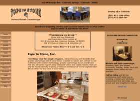 Topsinstone.net thumbnail