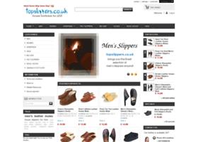 Topslippers.co.uk thumbnail
