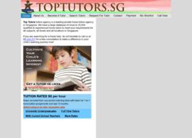 Toptutors.sg thumbnail