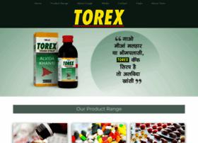 Torex.co.in thumbnail