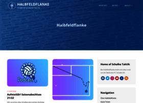 Torhagelblau.de thumbnail