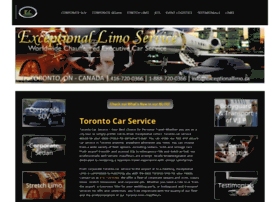 Torontocarservice.net thumbnail