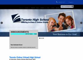 Torontohighschool.ca thumbnail