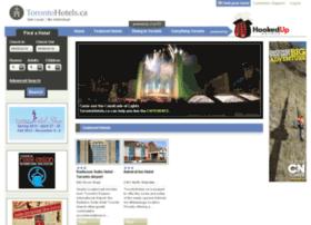 Torontohotels.ca thumbnail