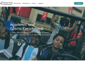 Torontoyouth.org thumbnail