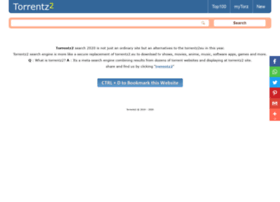 Torrentz2proxy.xyz thumbnail