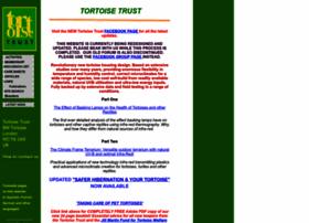Tortoisetrust.org thumbnail