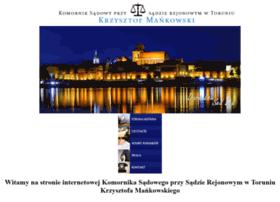 Torun8komornik.pl thumbnail