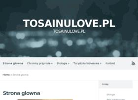 Tosainulove.pl thumbnail