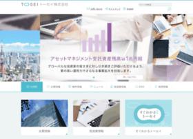 Toseicorp.co.jp thumbnail