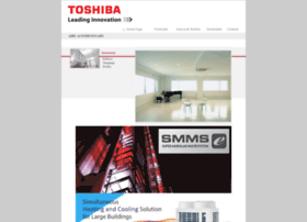 Toshiba-aircon.com.ar thumbnail