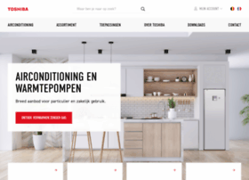 Toshiba-airconditioner.be thumbnail