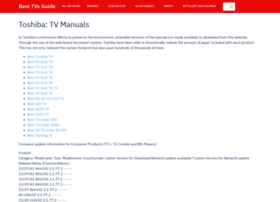 Toshiba-om.net thumbnail