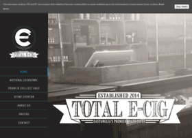 Total-ecig.co.uk thumbnail