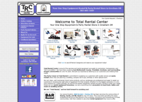 Totalrentalcenter.biz thumbnail