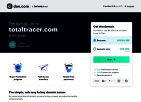 Totaltracer.com thumbnail