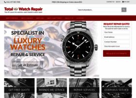 Totalwatchrepair.com thumbnail