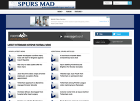 Tottenhamhotspur-mad.co.uk thumbnail