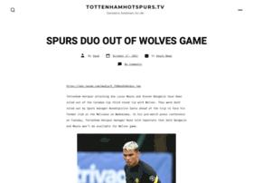 Tottenhamhotspurs.tv thumbnail