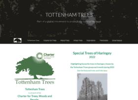Tottenhamtrees.org thumbnail