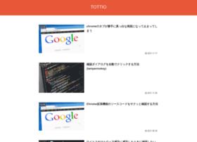 Tottio.net thumbnail