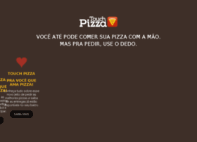 Touchpizza.com.br thumbnail