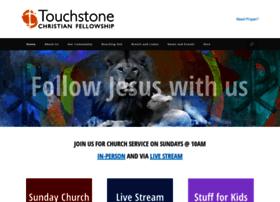 Touchstonecf.org thumbnail