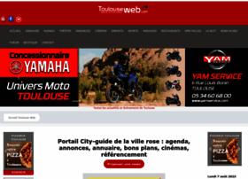 Toulouseweb.com thumbnail
