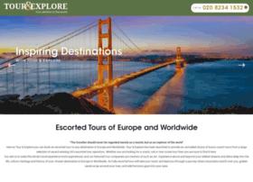 Tourandexplore.co.uk thumbnail