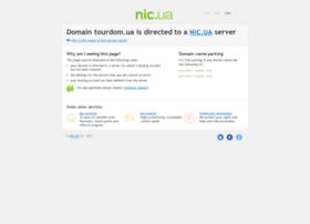 Tourdom.ua thumbnail
