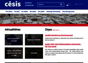 Tourism.cesis.lv thumbnail