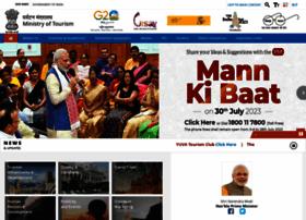 Tourism.gov.in thumbnail