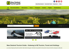 Tourism.net.nz thumbnail