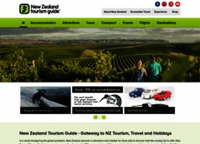 Tourism.net.nz thumbnail