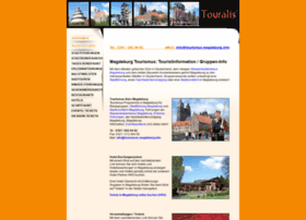 Tourismus-magdeburg.info thumbnail