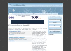 Touristrates.org.uk thumbnail