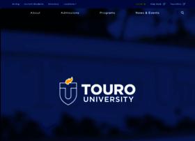 Touro.edu thumbnail