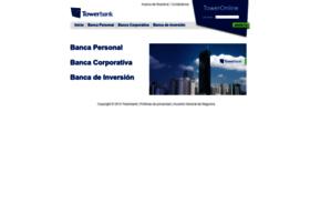 Towerbank.com thumbnail