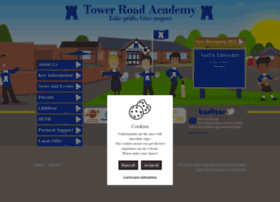 Towerroadacademy.co.uk thumbnail