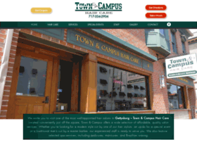 Townandcampushaircare.com thumbnail
