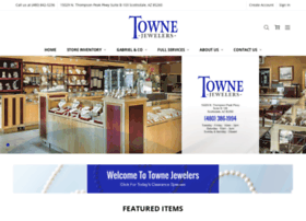 Townejewelryscottsdale.com thumbnail