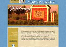 Townelakes.net thumbnail