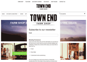 Townendfarmshop.co.uk thumbnail