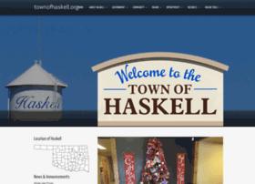 Townofhaskell.org thumbnail